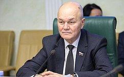 М. Щетинин: Ситуация ссибирским шелкопрядом находится под контролем