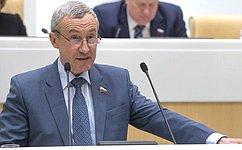 А. Климов представил спецдоклад опокушении нароссийский электоральный суверенитет