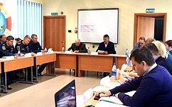 Ю. Воробьев: Кконцу декабря необходимо завершить строительство новой школы натерритории Центра «Корабелы Прионежья»