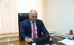А. Кондратенко: Россия принимает активное участие вглобальных ирегиональных мероприятиях, нацеленных наборьбу сраспространением коронавируса