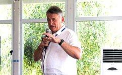 Ю. Воробьев встретился сучастниками форума «Я– гражданин Подмосковья 2018»