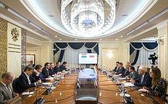 Н.Федоров: Межрегиональные связи России иВенгрии помогут дальнейшему развитию торгово-экономических отношений двух стран