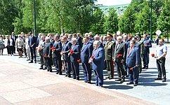 Ю.Воробьев: Большой вклад вукрепление дружбы ивзаимопонимания России иБеларуси вносит межпарламентское взаимодействие