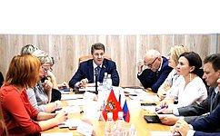 А. Шевченко: Вцентре нашего внимания– поддержка семей сдетьми