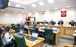 И. Умаханов представил Ежегодный доклад Интеграционного клуба при Председателе Совета Федерации за2017год