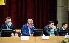 В. Тимченко: Системная реализация своих полномочий всеми уровнями власти– залог успешной реализации национальных проектов