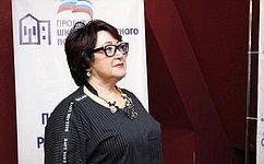Тема улучшения ситуации нарынке коммунальных услуг находится под постоянным вниманием законодателей— Л.Талабаева
