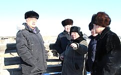 Б.Жамсуев: Встречи сжителями Забайкальского края дают возможность более эффективно решать проблемные вопросы