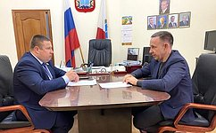 О.Алексеев: Сельское хозяйство Саратовской области показало уверенное развитие