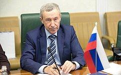 А. Климов: Необходимо развивать двусторонние российско-сербские отношения