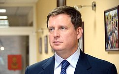 А.Епишин: Реализация поставленных Президентом РФ задач потребует откаждого изнас предельной ответственности