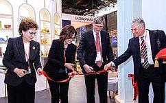 Участие России вевропейской выставке дизайна поможет формированию новых творческих иделовых связей— Г.Карелова