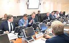 Совершенствование законодательства всфере охоты исохранения охотничьих ресурсов обсудили вСовете Федерации