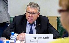 Людям сограниченными возможностями необходимо оказывать помощь вполучении специальностей— В.Рязанский