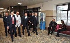 Вближайшем будущем ярославские медики смогут проводить трансплантацию костного мозга– И.Каграманян