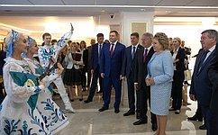 Дни Красноярского края прошли вСовете Федерации