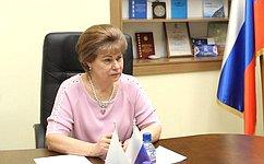 Т. Гигель: Волонтерское движение вРеспублике Алтай продолжает набирать силу