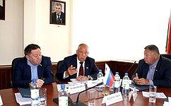 С. Митин: Разработка ипроизводство сельхозтехники врамках российско-белорусской кооперации имеет огромный потенциал