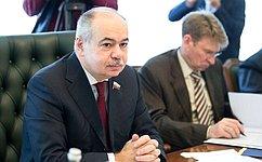 Между Россией иРеспубликой Корея активно развиваются межпарламентские связи— И.Умаханов