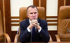 В. Кравченко: Законодательное обеспечение инициатив Президента— главный приоритет работы наближайшее полугодие