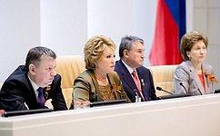 Спикер СФ: Первоочередные задачи для Ненецкого автономного округа— проведение глубоких структурных реформ идиверсификация экономики
