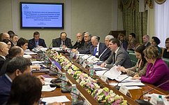 Экспертный совет потуризму при Комитете СФ посоциальной политике обсудил вопросы законодательного регулирования отрасли