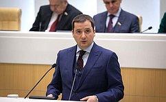 Вопросы социально-экономического развития Ненецкого автономного округа стали темой «часа субъекта»