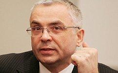 В. Пичугов принял участие взаседании поподготовке кпразднованию 700-летия содня рождения Сергия Радонежского.