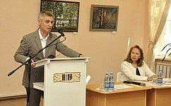 Следует расширить линейку возможностей для регионального брендирования— С.Фабричный