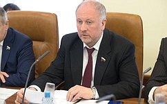С. Рыбаков: Развитие историко-культурного наследия должно способствовать экономическому развитию российской провинции