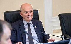 М.Щетинин: Для решения проблем вагросфере нужно изменить законодательство вобласти защитного лесоразведения иохране почв