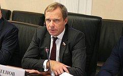 Состоялось заседание Совета повопросам газификации субъектов РФ при Совете Федерации