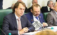 Сенаторы рассмотрели вопрос оразвитии АПК Воронежской области вусловиях импортозамещения