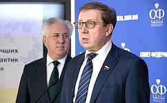 Совет Федерации поддерживает лучшие региональные практики всфере экологии— А.Майоров