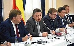 Совет Федерации продолжает работу пораскрытию производственного потенциала российской пенитенциарной системы– В.Тимченко