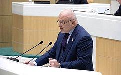 А.Клишас иМ.Кавджарадзе награждены Почетной грамотой Правительства РФ