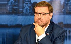К. Косачев посетил Марий Эл срабочей поездкой