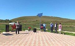 С. Михайлов: Создание парков Победы вселах Забайкалья— часть важного процесса сохранения исторической памяти