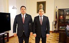 В. Полетаев: Обеспечение граждан жильем– приоритетная задача