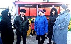 Жители Забайкалья активно участвуют вблагоустройстве территорий— С.Михайлов