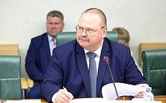 О. Мельниченко: Реализация постановлений СФ оподдержке регионов– взоне постоянного контроля сенаторов