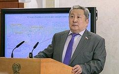 Профильный Комитет СФ рассмотрел тему снижения уровня воды возере Байкал