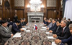 Председатель СФ обсудила сглавой Парламента Японии перспективные сферы взаимодействия двух стран
