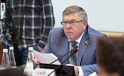 Сенаторы рекомендуют активизировать продвижение проекта «Серебряное ожерелье России» навнутреннем имеждународном туристских рынках