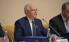 Ф.Мухаметшин: Провести VI заседание Группы стратегического видения «Россия– Исламский мир» планируется весной 2020года