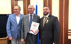 А.Кондратьев: Жители Крыма иСевастополя показали пример истинного патриотизма
