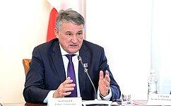 Ю.Воробьев: Все поправки вКонституцию РФ, внесенные ипринятые впервом чтении, активно изучаются обществом