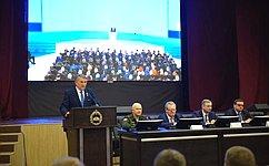Ю. Воробьев: России необходимо защищать свои интересы ибыть сильной страной