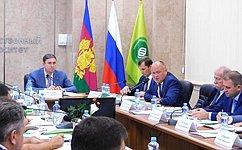 А. Кондратенко: Для аграрного Краснодарского края вопросы эпизоотического благополучия имеют стратегическое значение