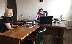 Н. Косихина: ВСовете Федерации уделяют большое внимание развитию народных художественных промыслов России